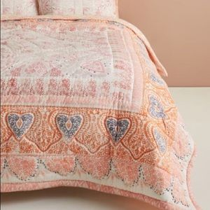 Anthropologie Josee Quilt/Comforter Bedding